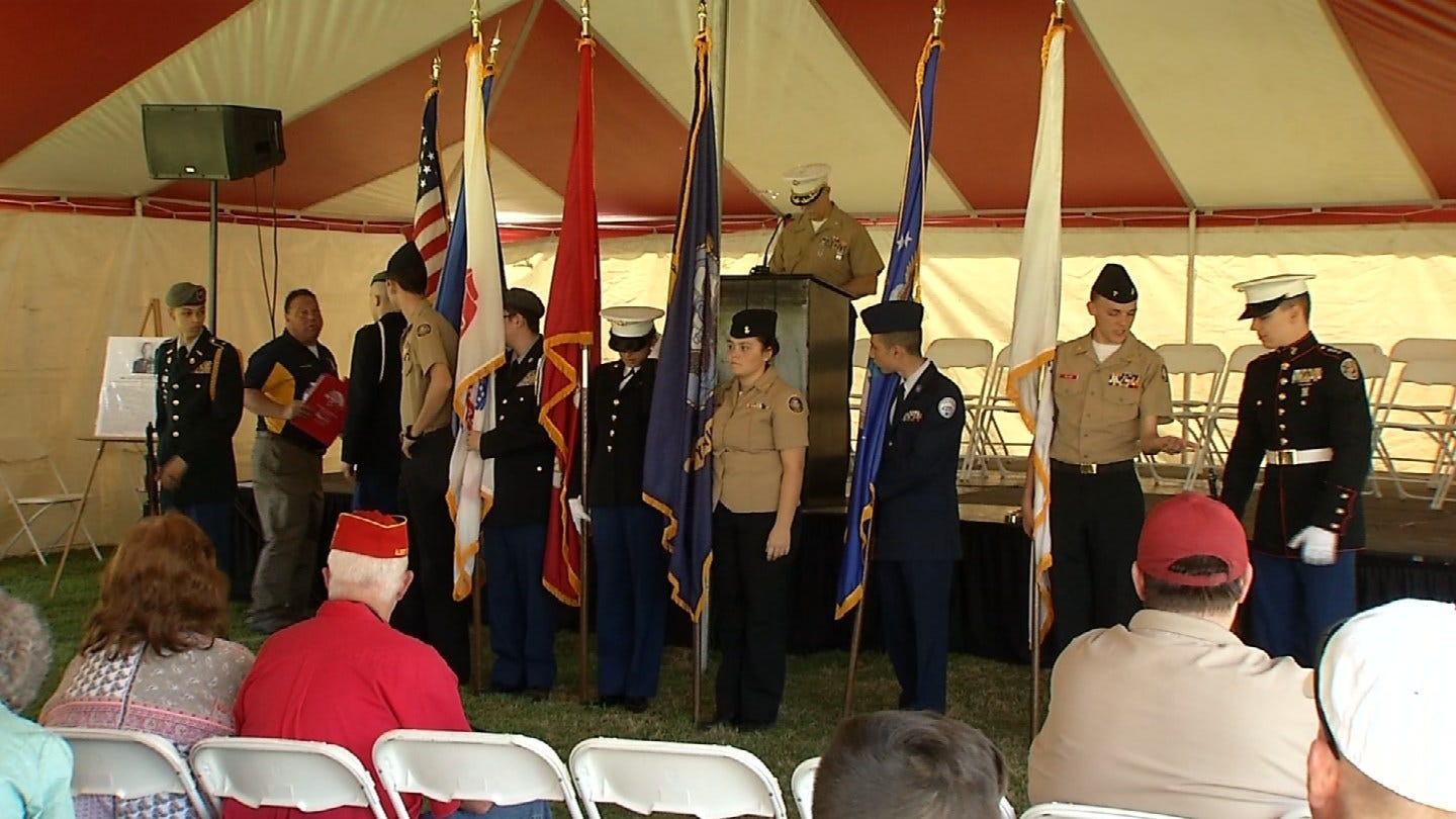 Medal Of Honor Recipients Honored In Tulsa