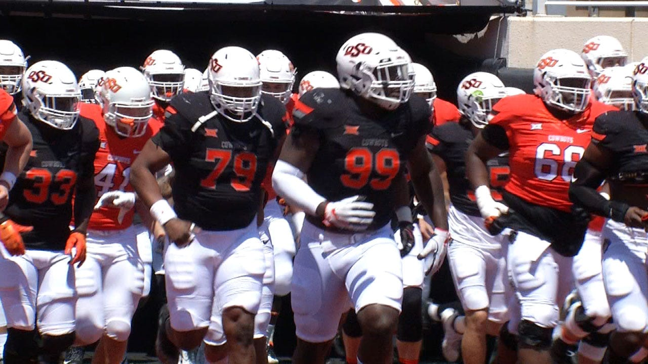 OSU Spring Game Highlights Possible Rudolph Replacement