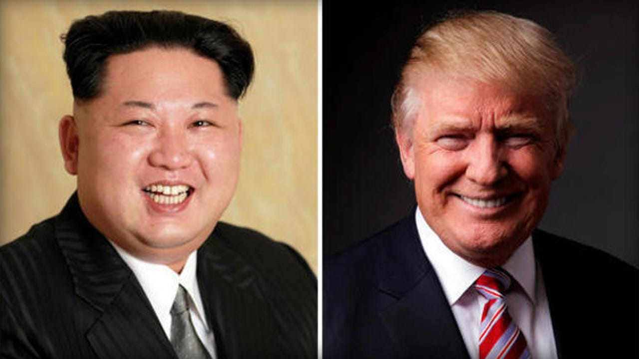 Possible Site For Trump-Kim Jong Un Meeting -- Mongolia Or Singapore
