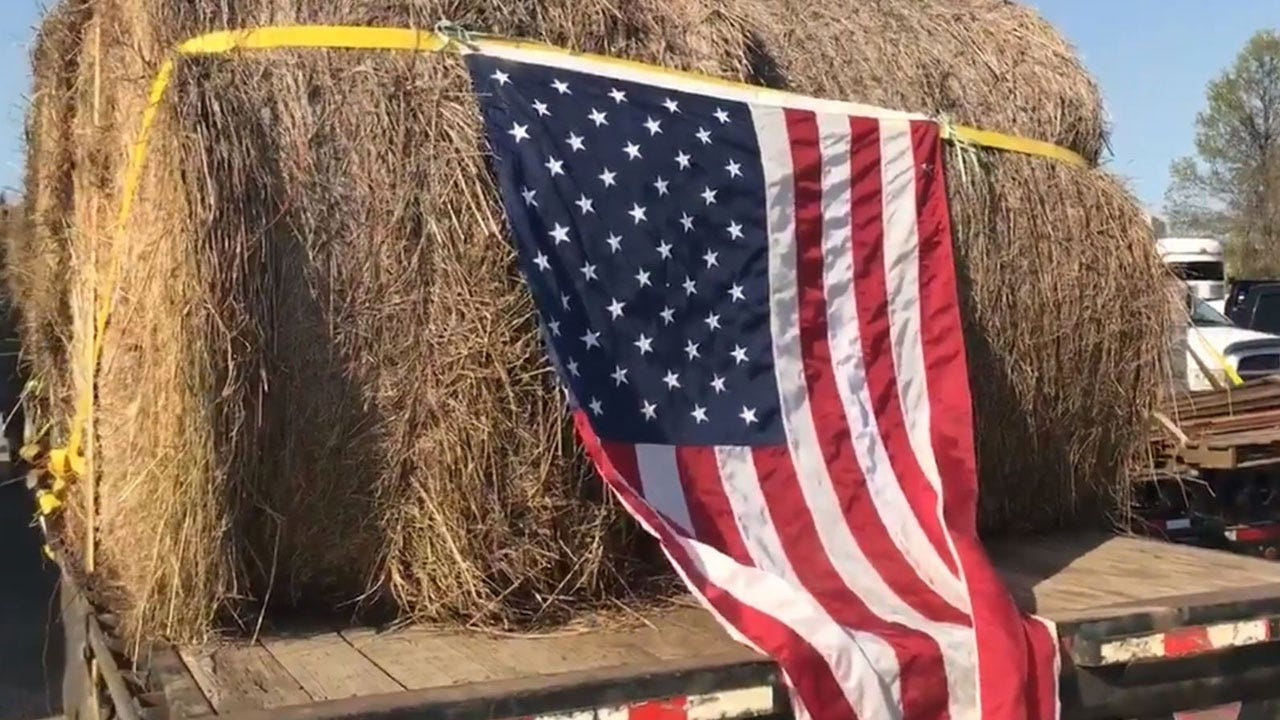 Ranchers Continue To Support Western Oklahoma Fire Victims