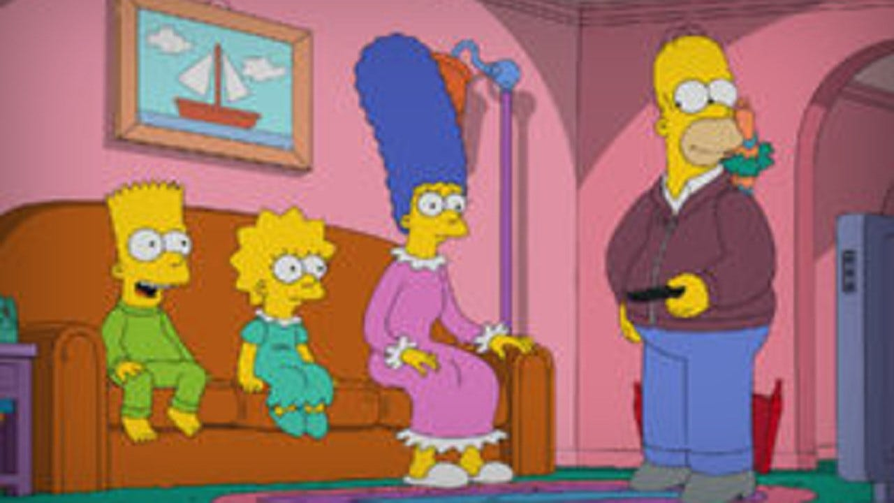 """""""The Simpsons"""" To Become Longest-Running Primetime Scripted Series On TV"""