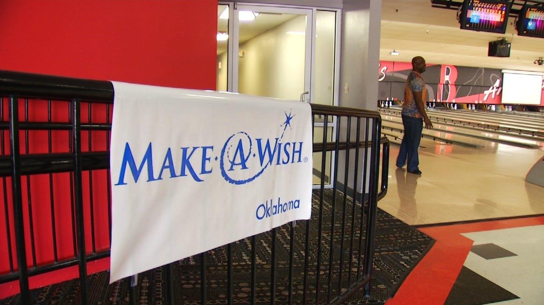 Oklahomans Raise Money For World Wish Day