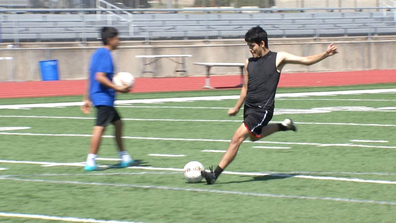 Tulsa Boasts Nationally Ranked High School Soccer Teams