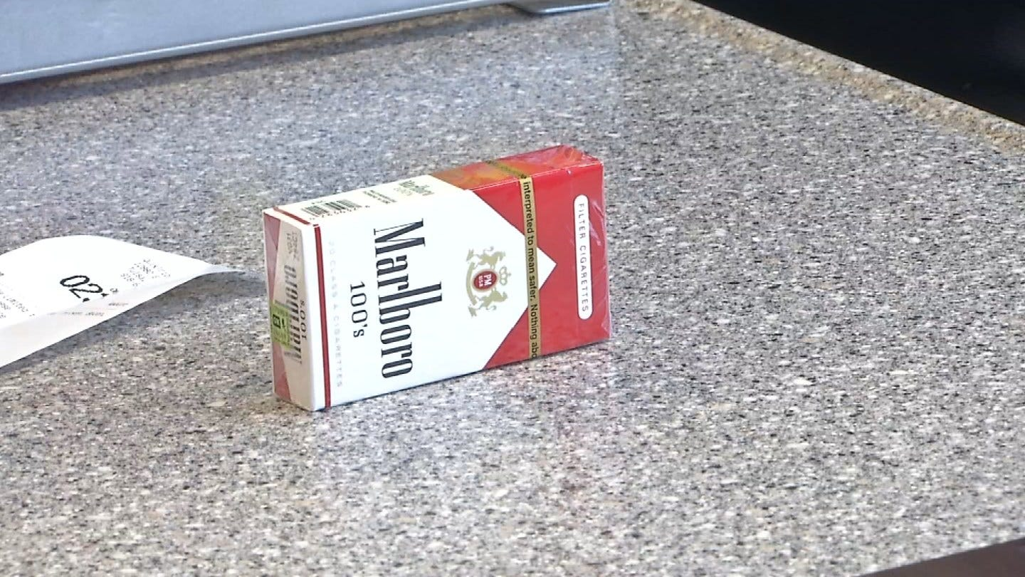 Oklahoma Cigarette Sales Declining 1 Year After Tax Hike