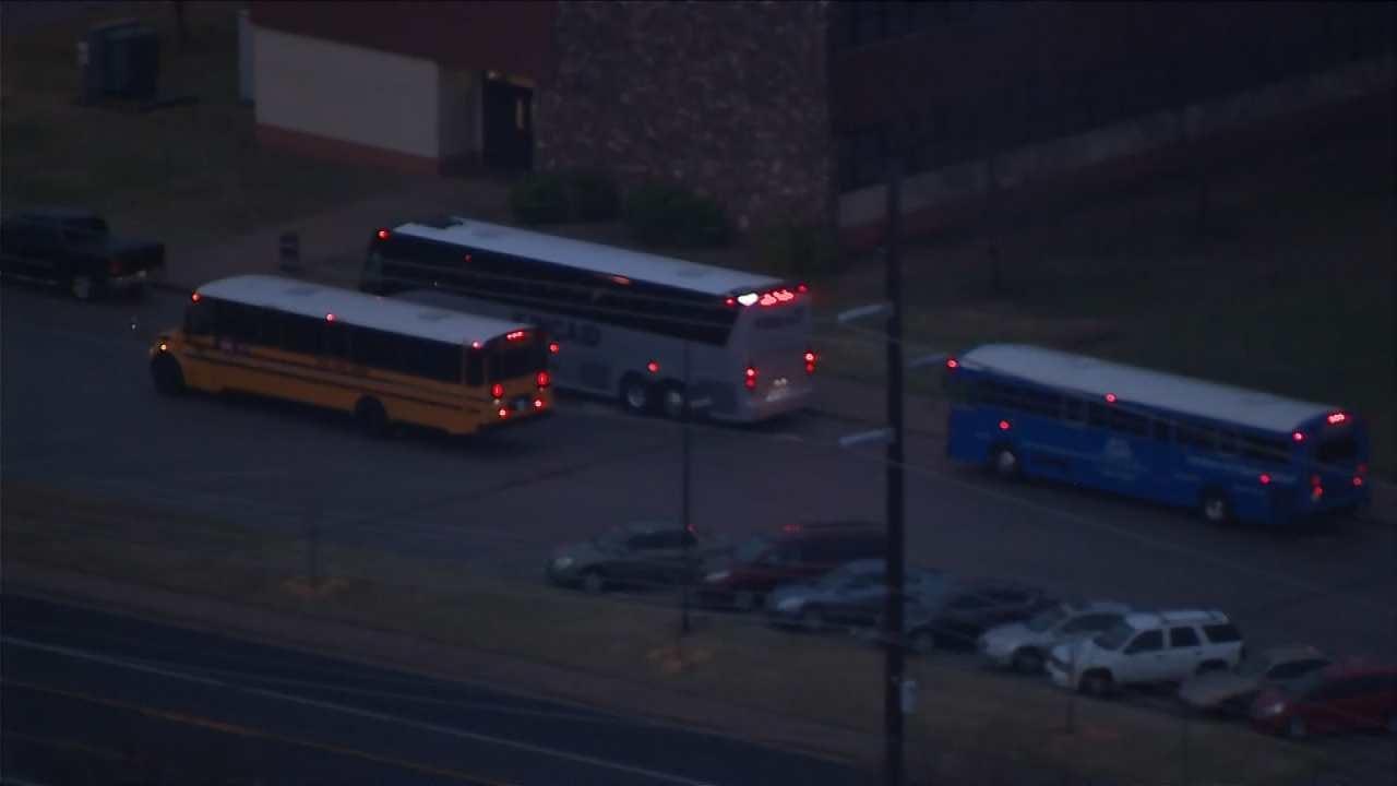 Tulsa Public School Teachers Headed Back To State Capitol