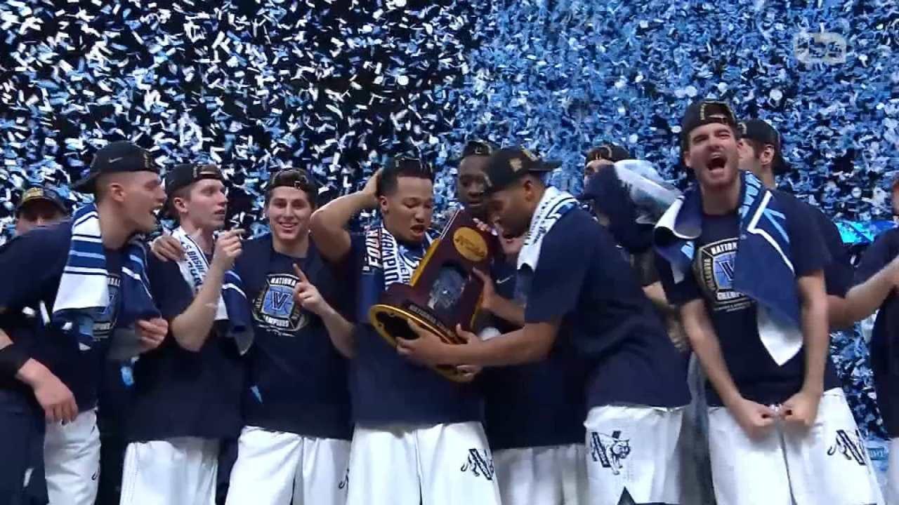 Villanova Wins The NCAA Men's Basketball Tournament
