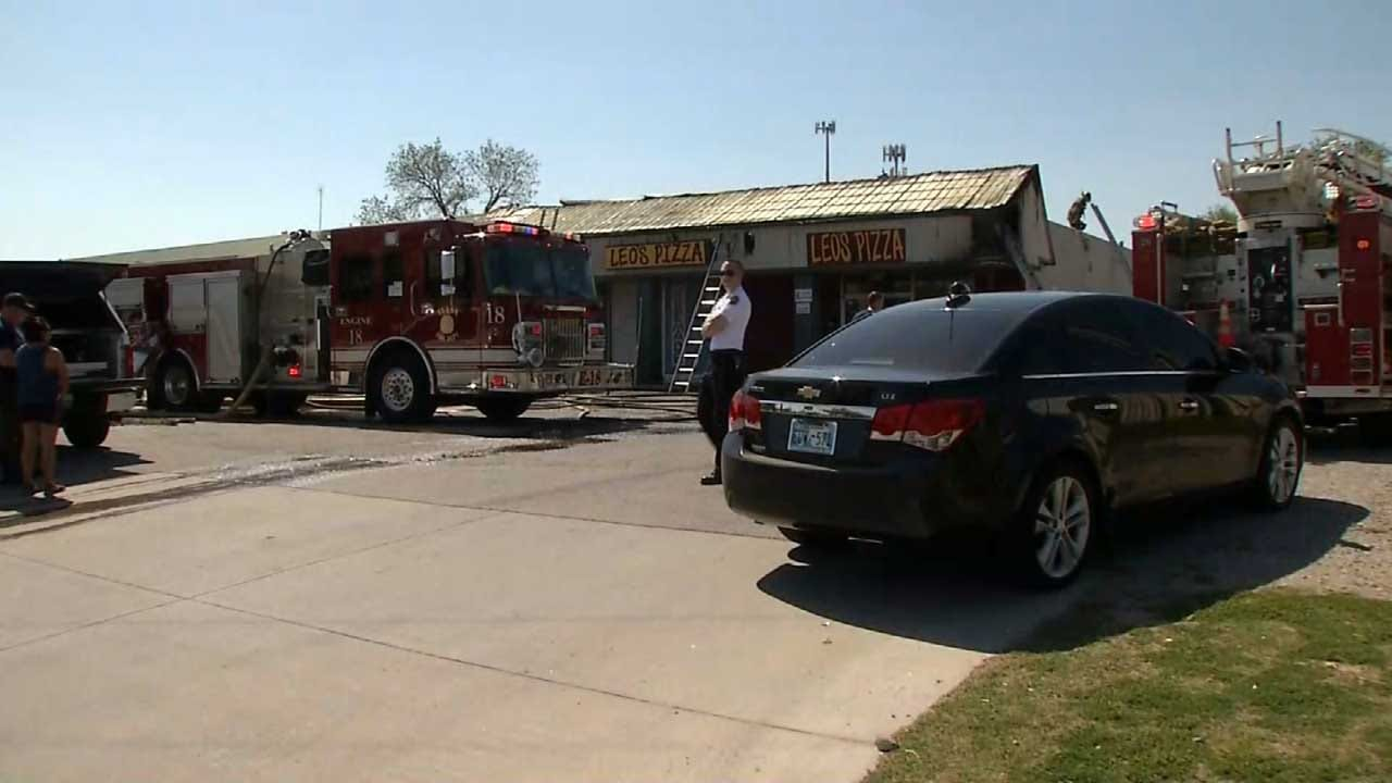 Fire Leaves Tulsa Business Owners Wondering What's Next