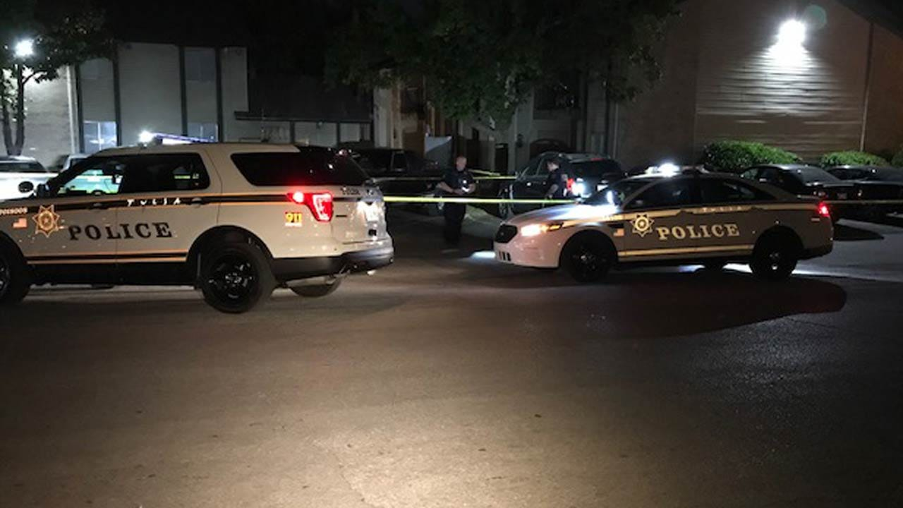 Man Wounded In Possible Gang-Related Tulsa Shooting