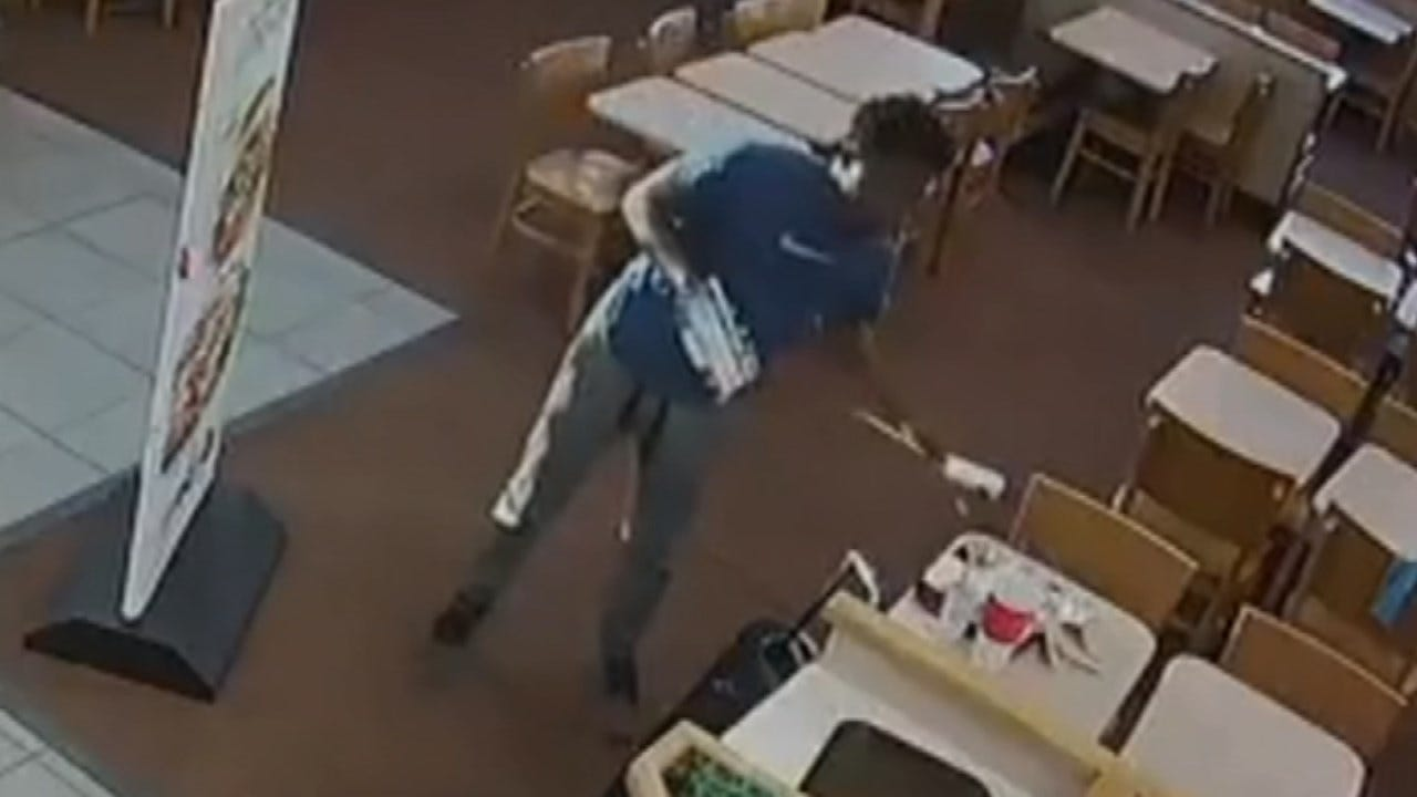 Phone Stolen From Woman In Wheelchair At Tulsa Wendy's