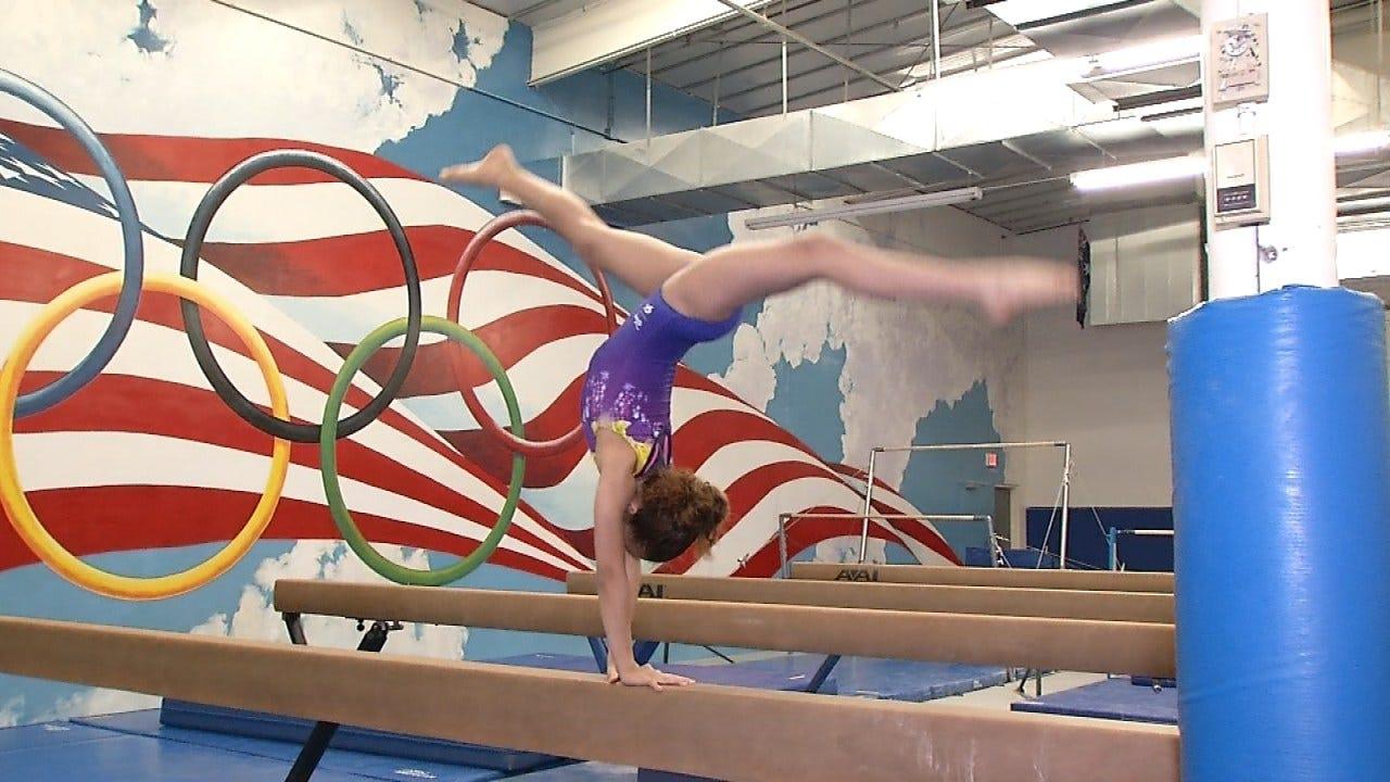 Tulsa Gymnastics Facility Raising Money For Tornado Shelter