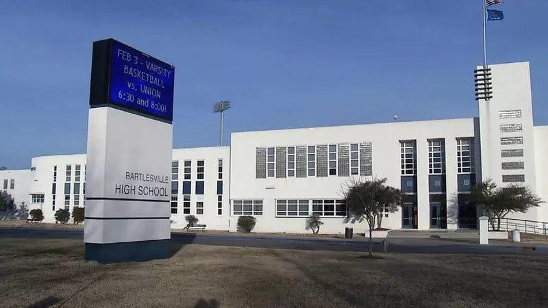 Bartlesville Education Association Asking For $100M In Funding To End Walkout