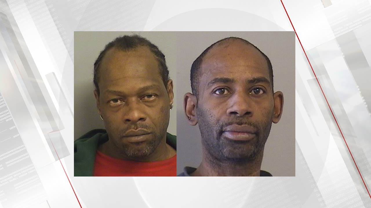 Deputies ID Two Men Arrested Following Standoff At Tulsa County Home