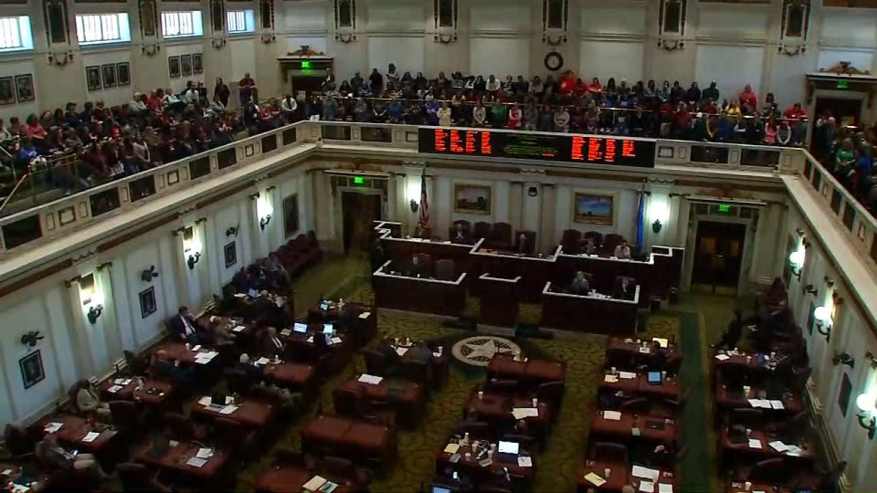 Bill That Would Increase Education Funding Now In State Senate's Hands