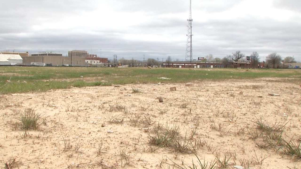 Iron Gate Signs 99 Year Lease For New Tulsa Building Site