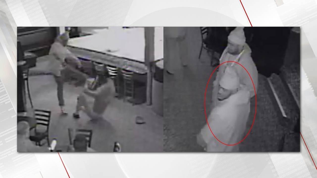 Police: Man Kicks Woman At Tulsa Nightclub, Knocking Out 7 Teeth