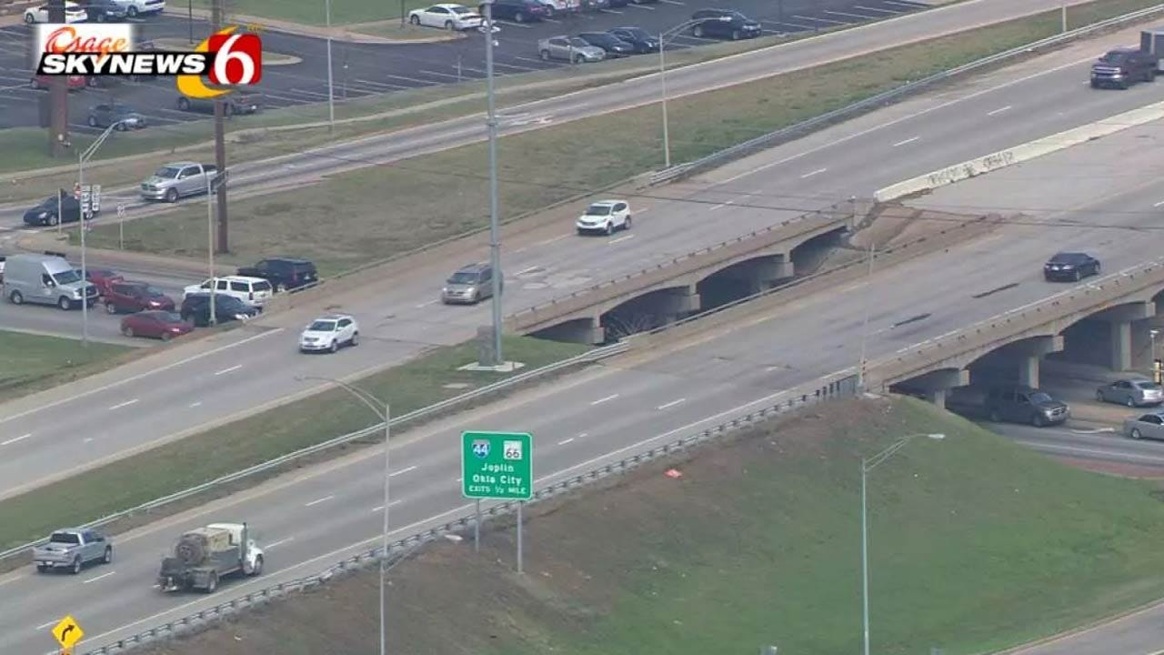 Bridge Rehab Work Continues To Cause Delays On BA Expressway