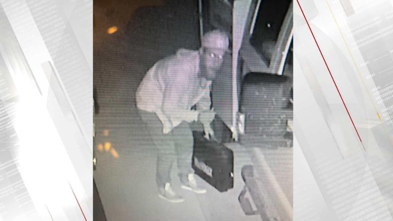 Catoosa Vehicle Burglars Sought