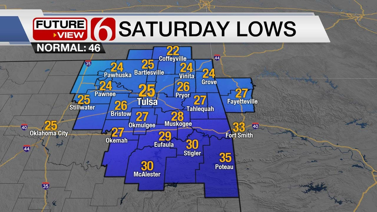 Spring To Winter Weekend Across Green Country