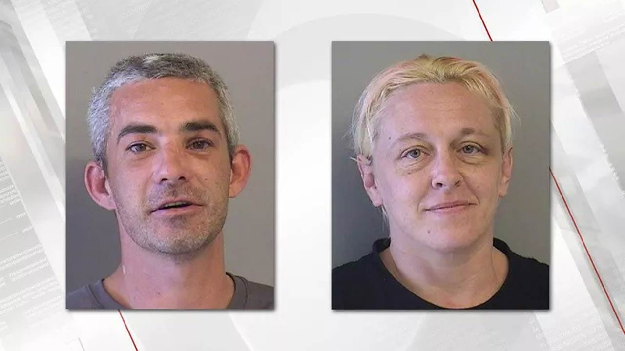 Two Charged With Kidnapping Owasso Girl Following Amber Alert