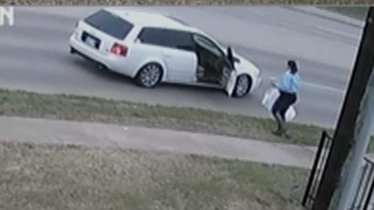 Audi, Mercedes Drivers Seen Stealing Owasso Trash Cans, Police Say