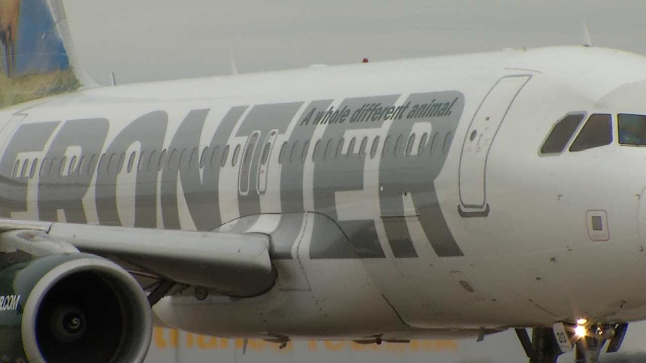 Frontier Airlines Expands Flight Destinations For Tulsa Flyers