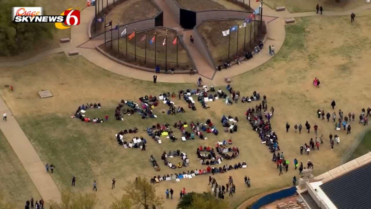 OEA: State Lawmakers Need To Do More To End Teacher Walkout