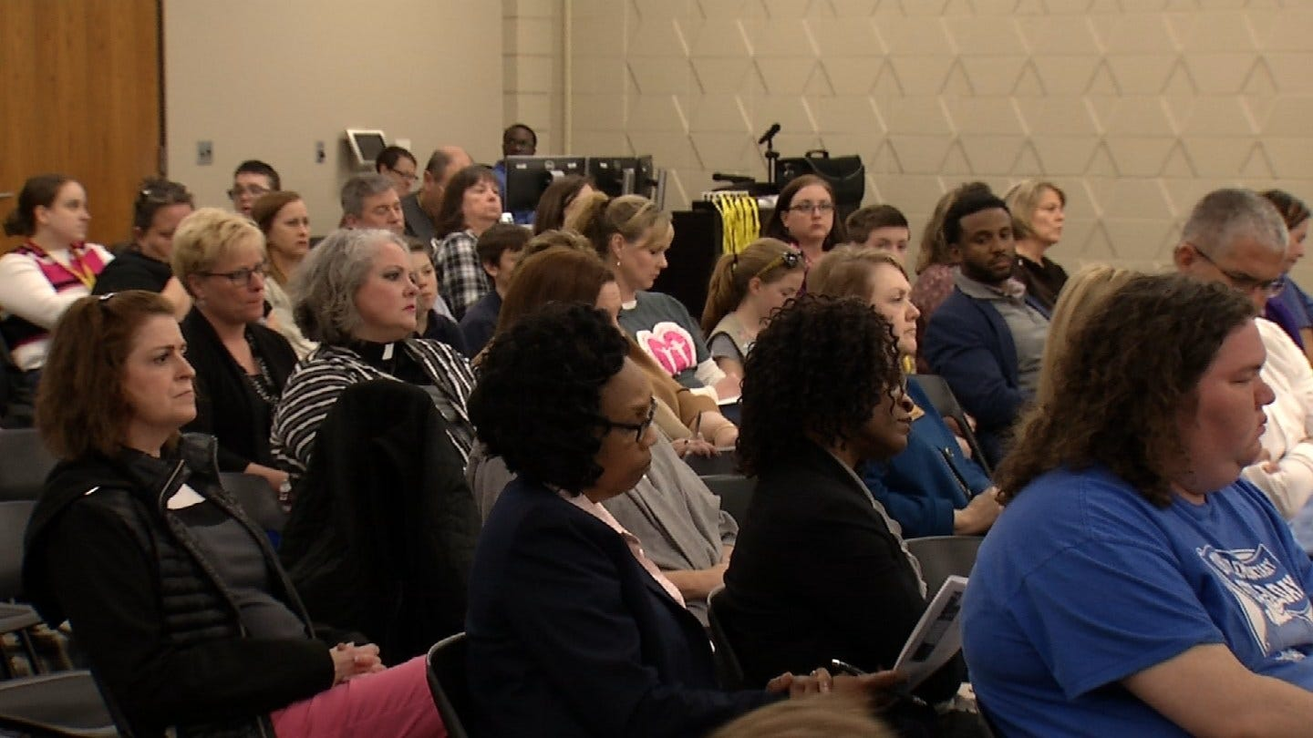 TPS Special Meeting Evaluates Its Response To Walkout, Next Steps