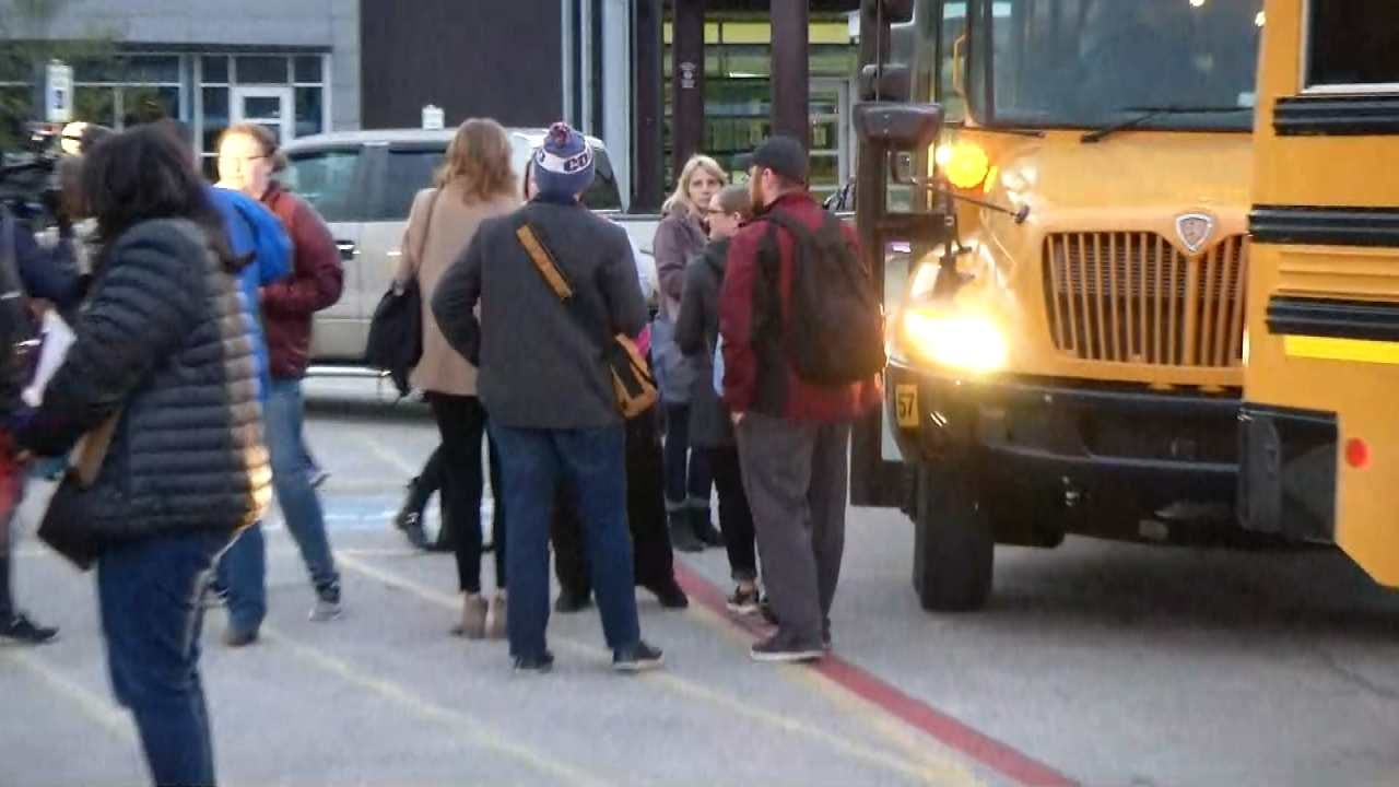 What It Will Take For Jenks Public School Teachers To End Their Walkout