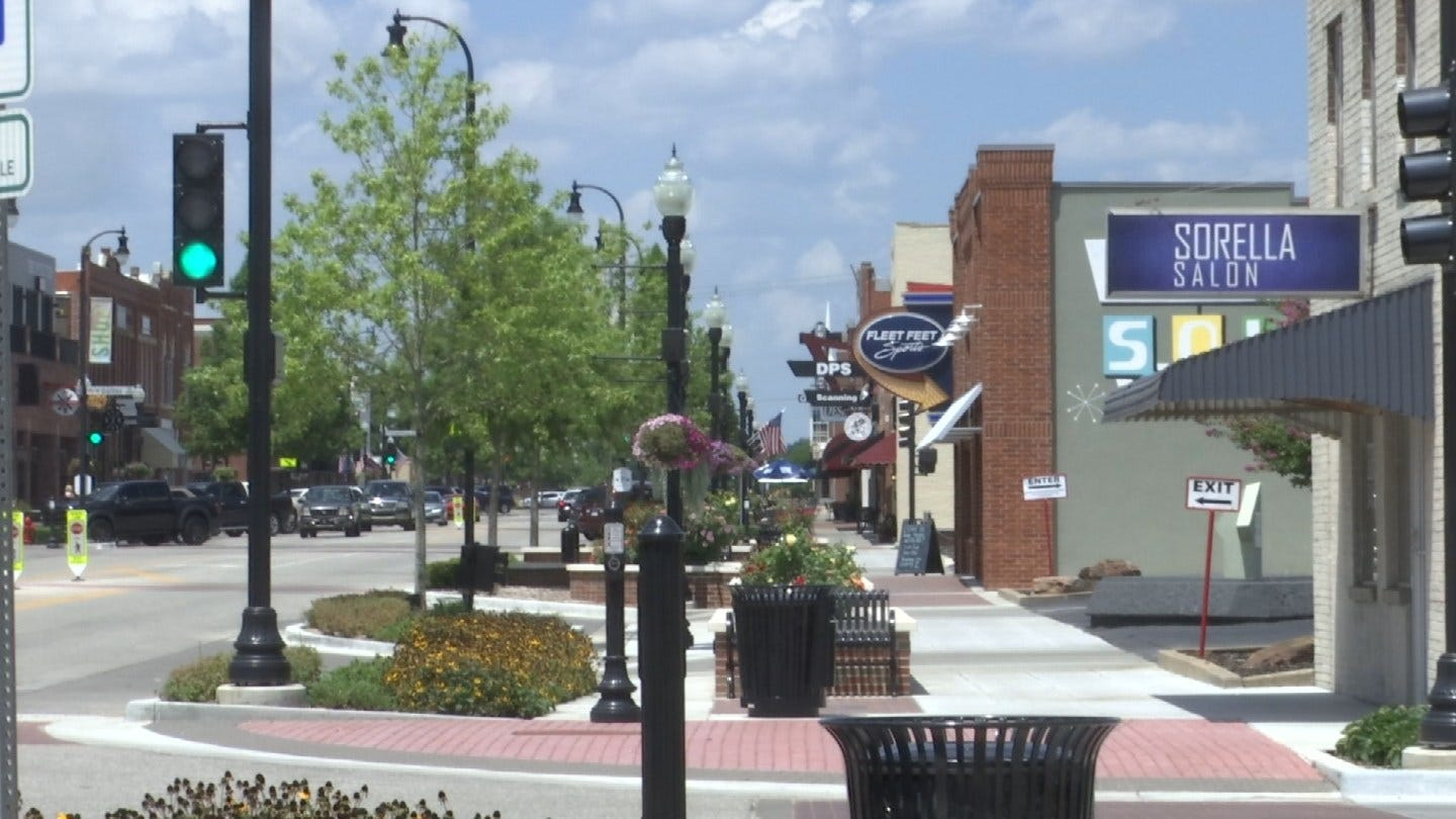 Broken Arrow 'Go' Bond Looks To Improves City Streets And More