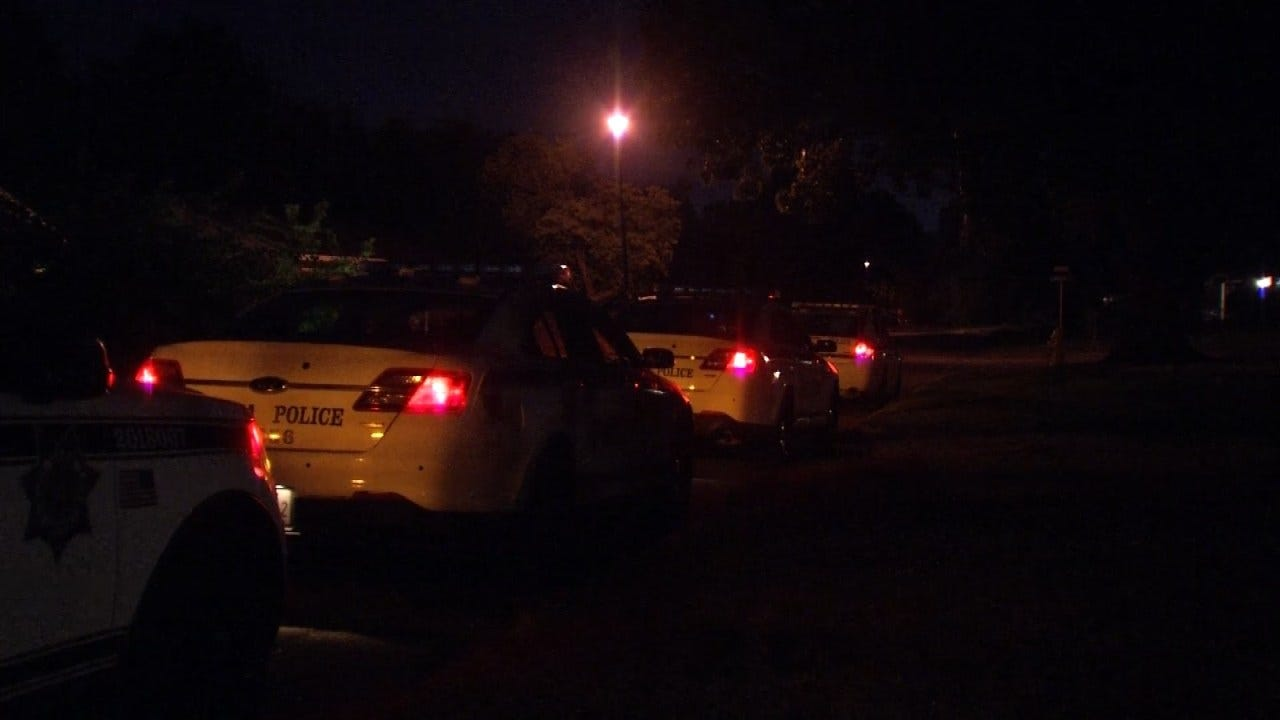 Police: Victim Shot During Tulsa Home Invasion