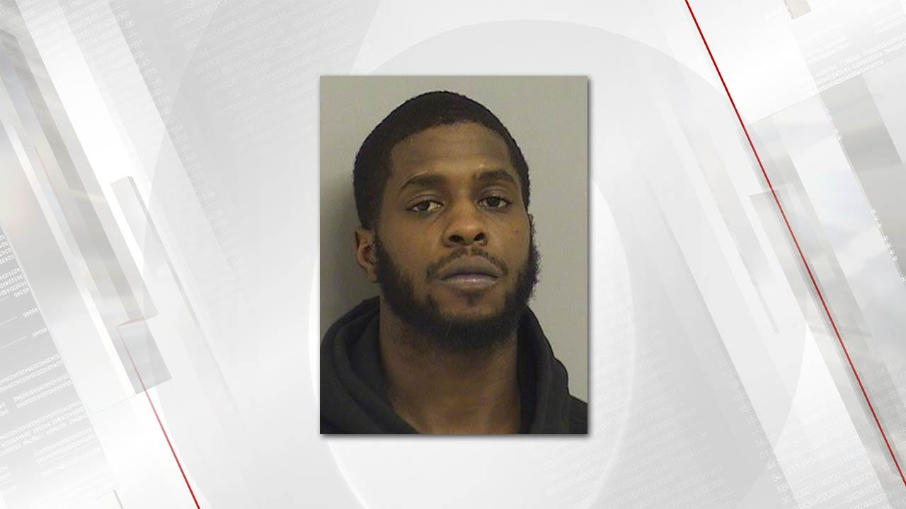 Tulsa Police Arrest Man Connected To Fatal Drive-By Shooting