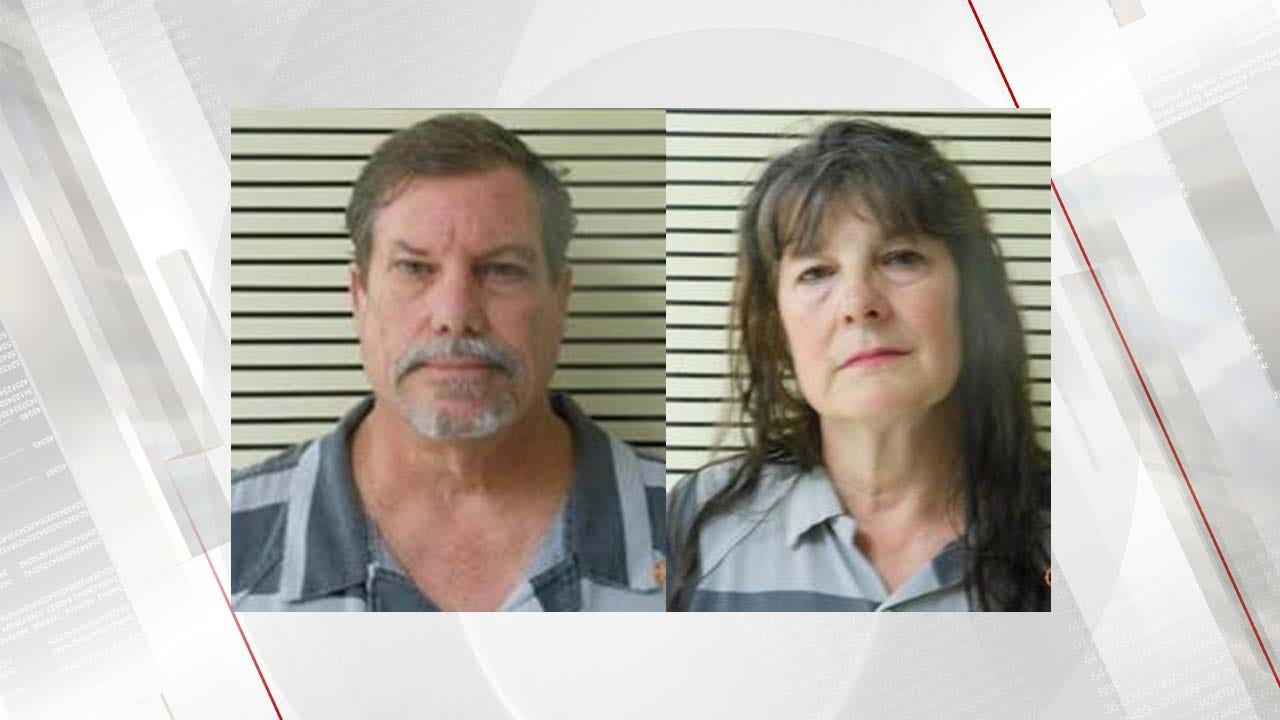 Wagoner County Couple To Stand Trial For Child Sexual Abuse