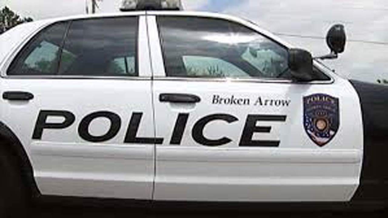 2 Juveniles Lead BAPD On Chase, Crash Into Stop Sign