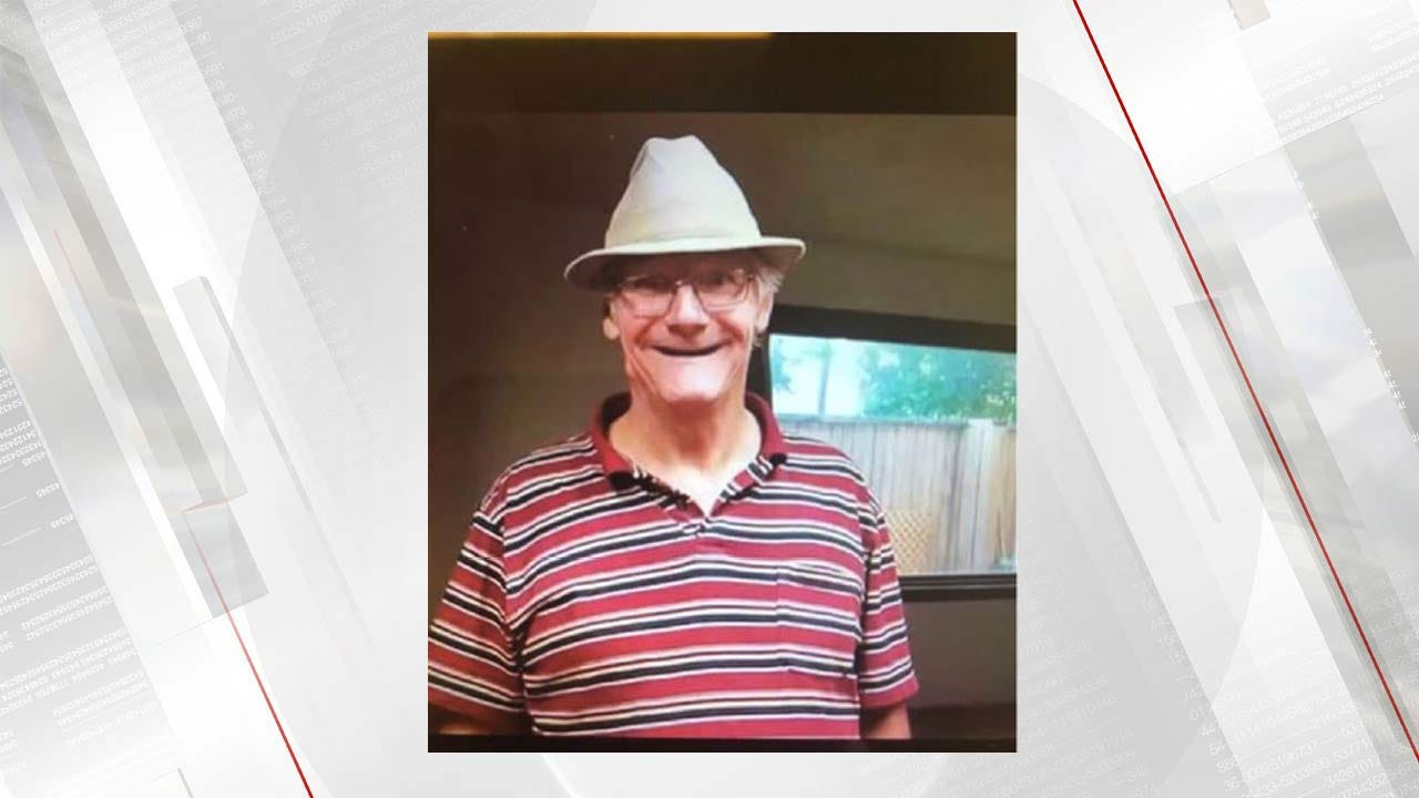 Police Searching For Missing Sand Springs Man