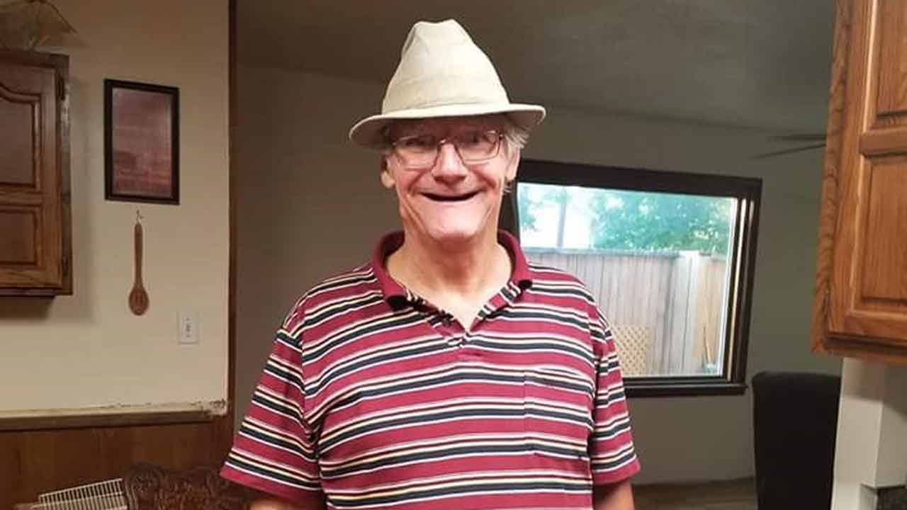 Sand Springs Man Reported Missing