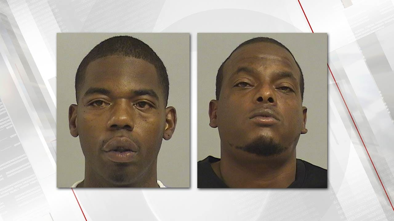 Two Men Arrested Following Robbery At Tulsa Motel