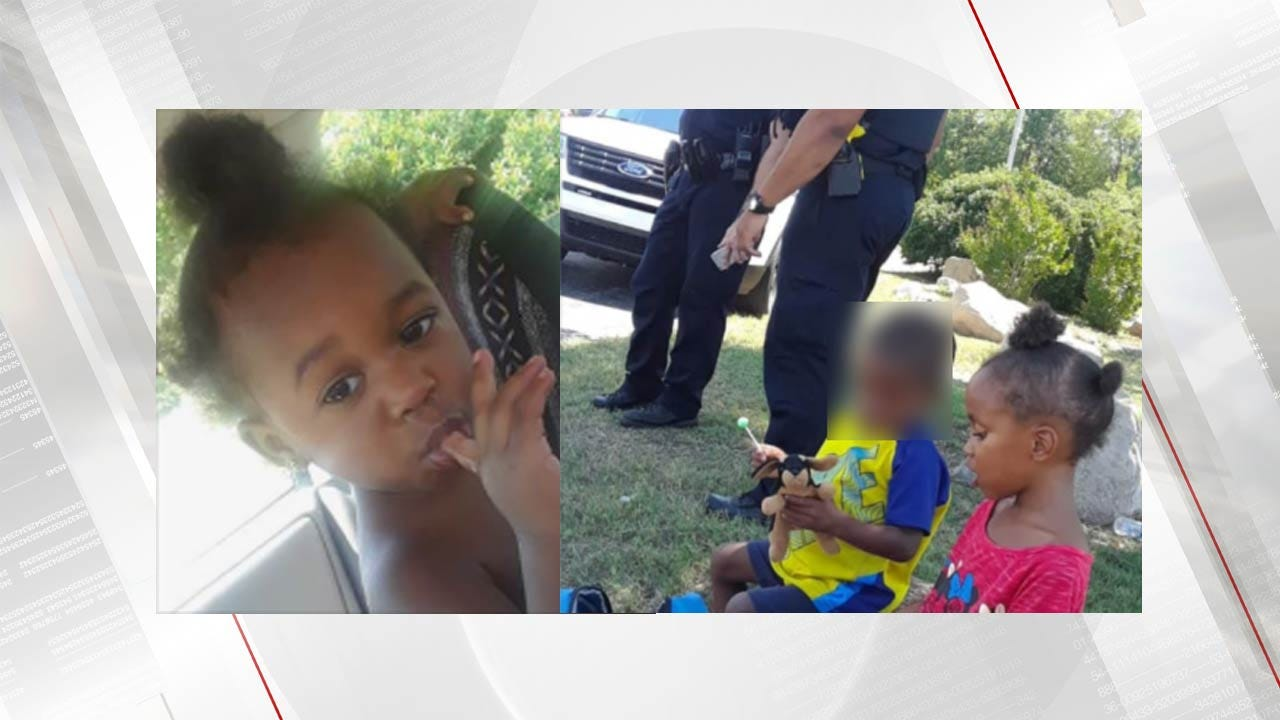 Woman Finds Toddler Wandering Tulsa Streets