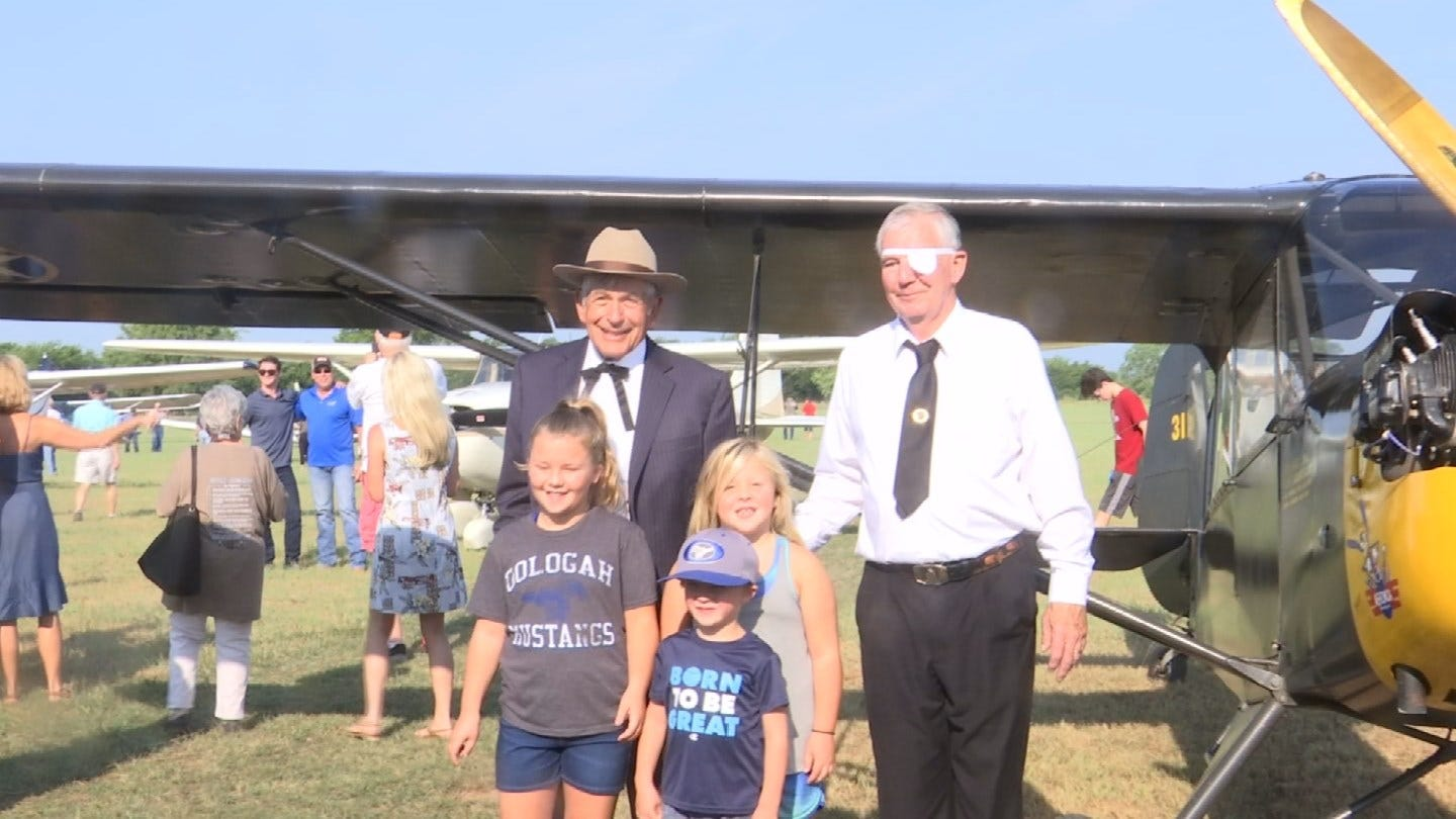 Will Rogers & Wiley Post Fly-In Brings Aviation Fun To Oologah