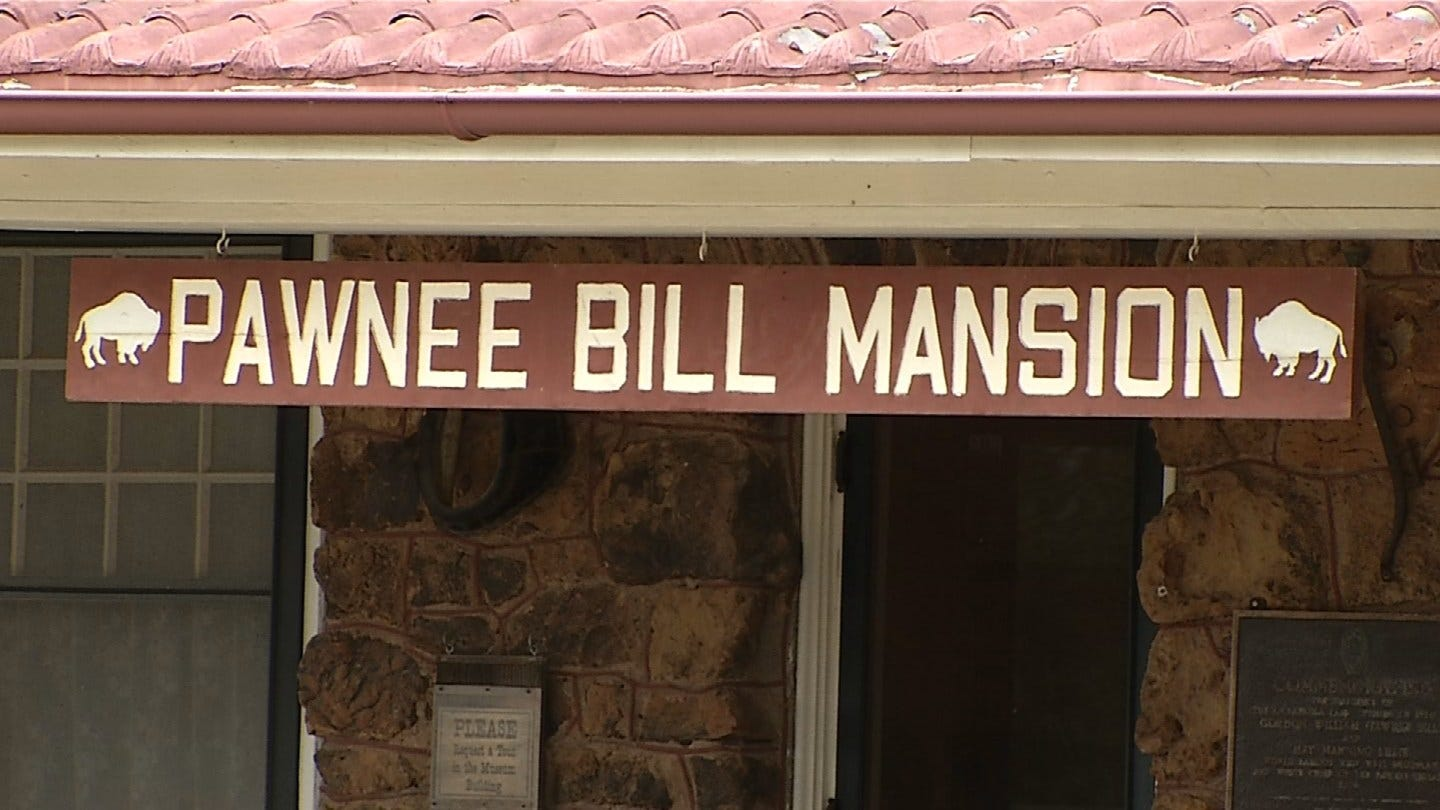 Pawnee Bill Mansion To Be Closed for Repairs After 5.8 Magnitude Earthquake