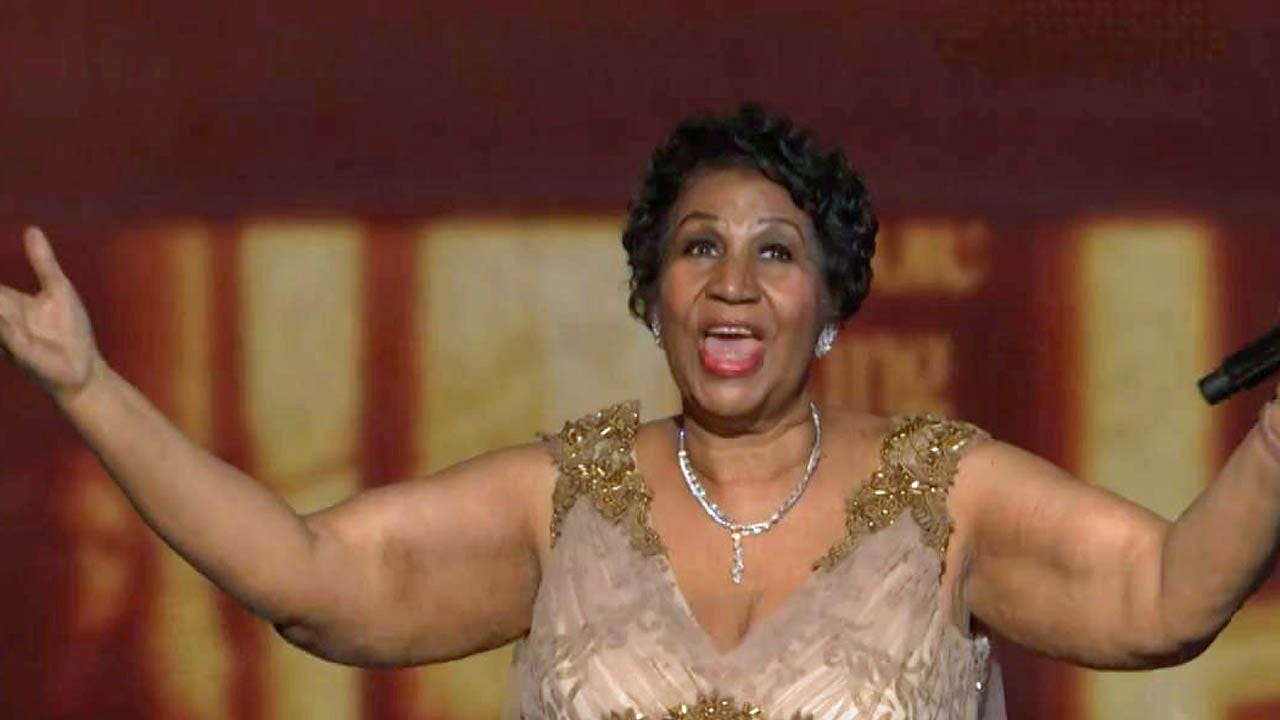 Aretha Franklin Reportedly Gravely Ill
