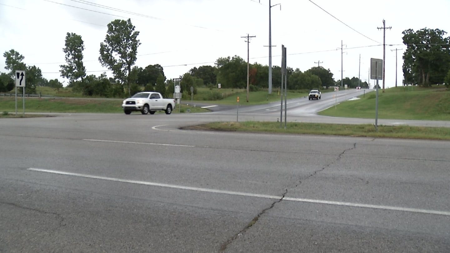 Residents Express Concerns About Dangerous Intersection In Creek County