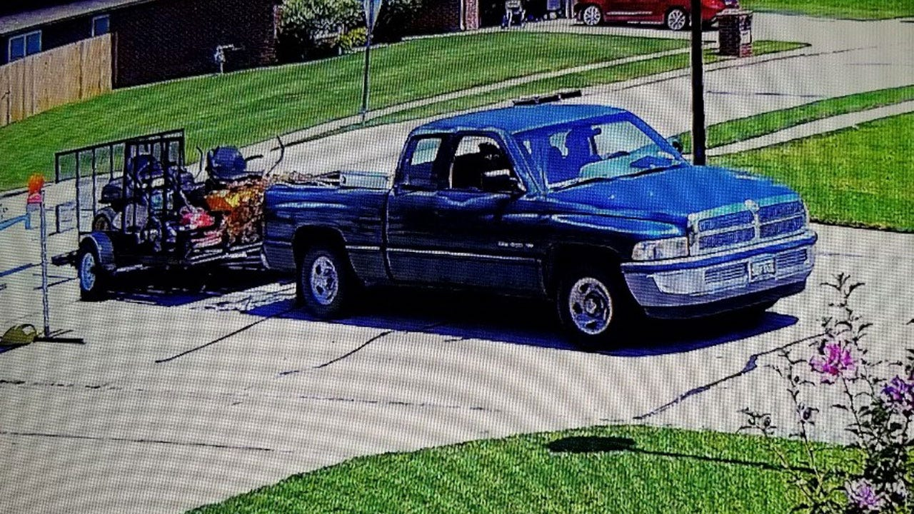 Truck, Lawn Equipment Lost To Thieves, Says Green Country Man
