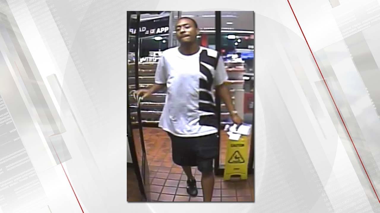 Tulsa Police Need Help Identifying Credit Card Thief