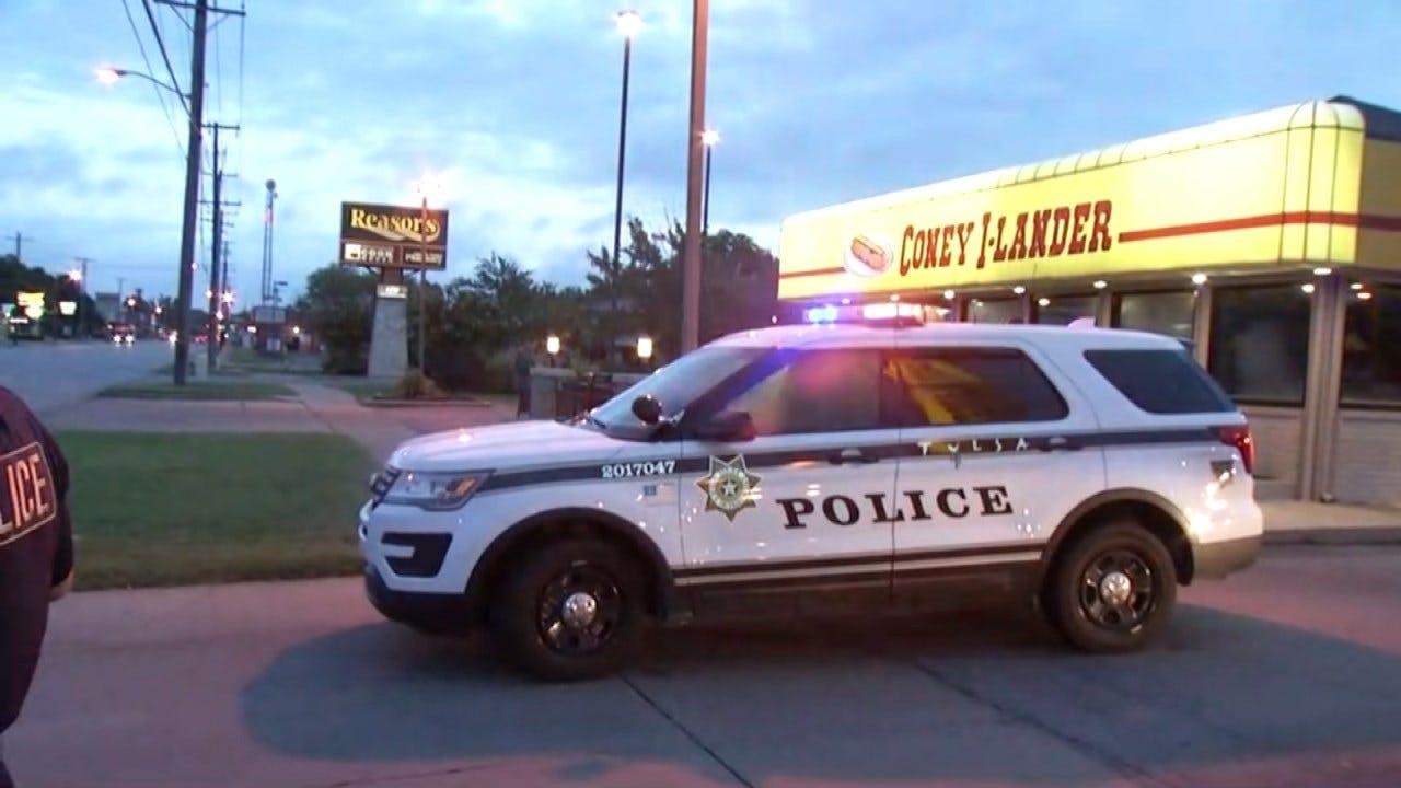 Police: Car Hits Tulsa Jogger, Driver Fails To Stop