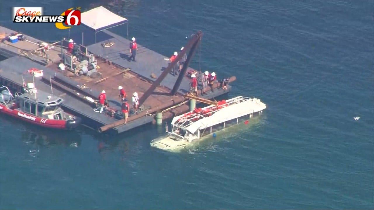 Branson Duck Boat Survivor Starts Petition Following Tragedy