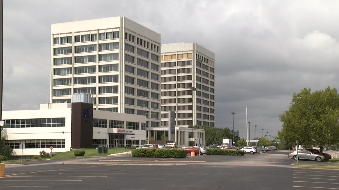 Empty Midtown Office Buildings Get New Life, Tulsa Non-Profits Get New Home