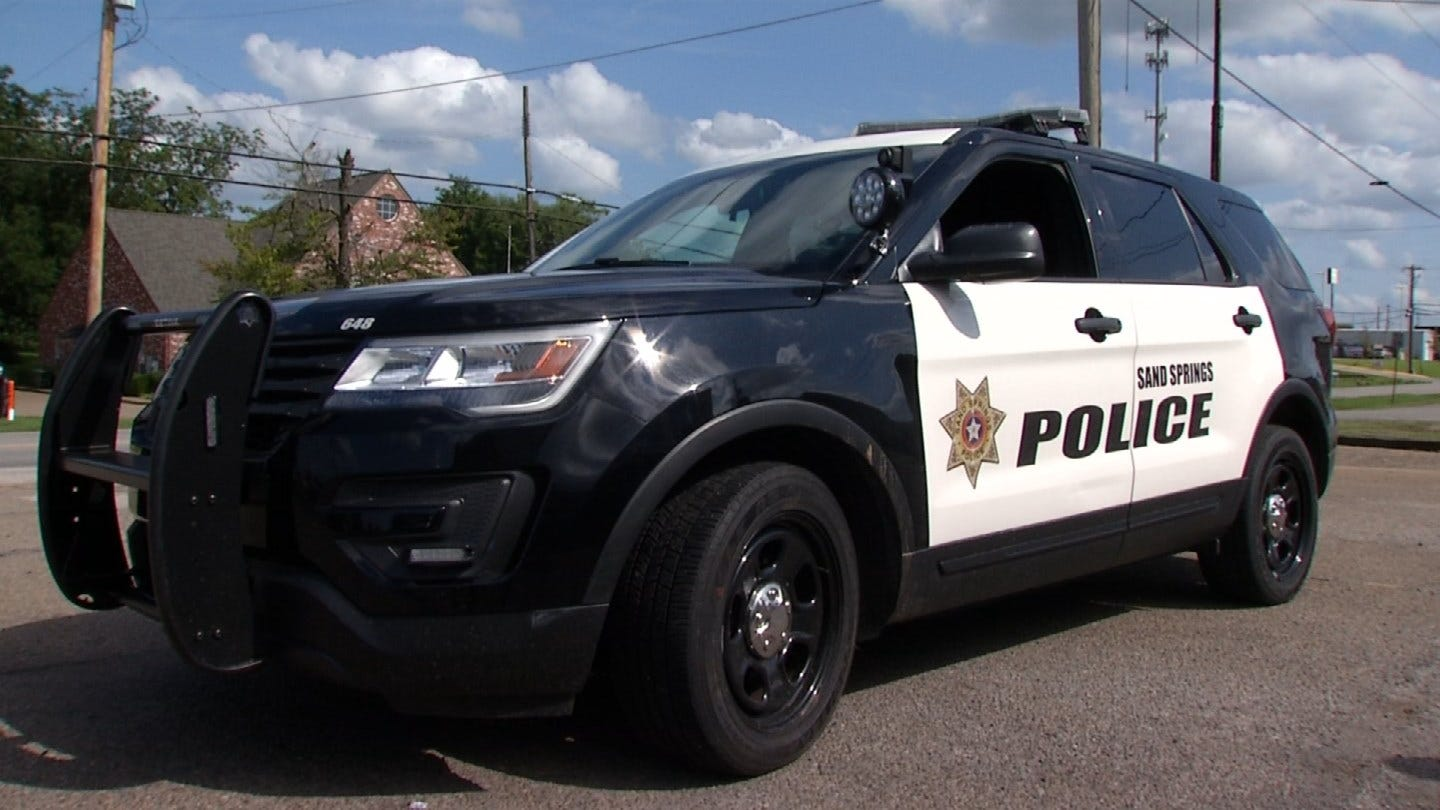 New Equipment For Sand Springs Police Already Proving Its Worth