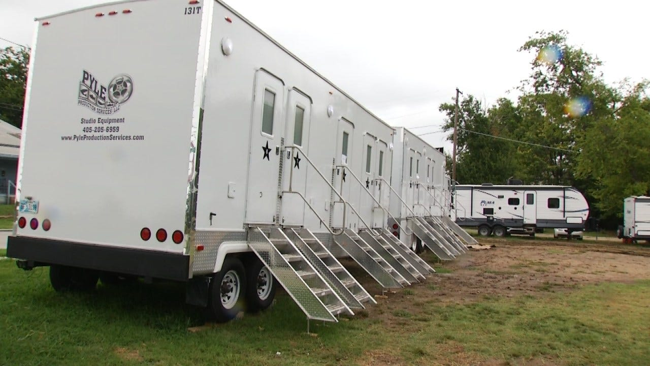 'Run With The Hunted' Movie Filming In Tulsa