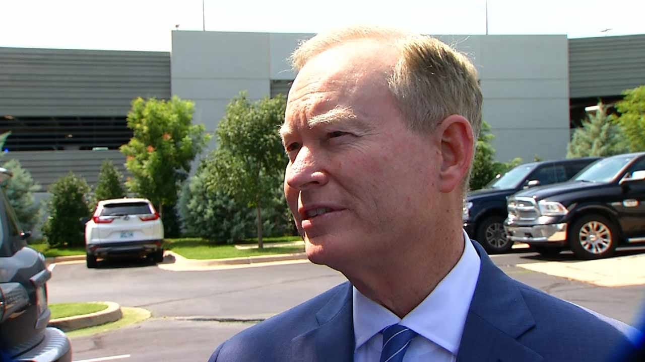 Cornett Says He And Stitt Have Mutual Respect But Are Highly Competitive