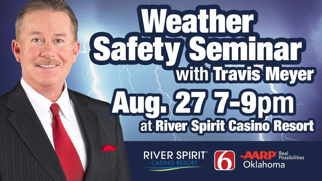 News On 6 Chief Meteorologist Travis Meyer To Host Weather Safety Seminar